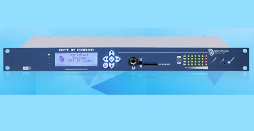 Codec de Audio por IP y MPX