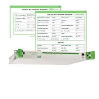 Receptores Multistream DVB-S/S2 y IRD